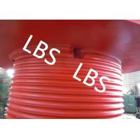 Quality Professional Construction Lebus Grooving Drum Left / Right Rotation Direction wholesale