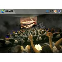 Quality Modern Interactive 7D Cinema Simulator 7D Kino System  Sale For Greece wholesale
