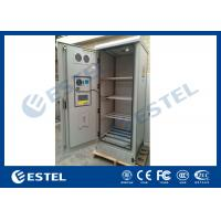 Quality DC48V Air Conditioner Outdoor Battery Cabinet , Outdoor Server Cabinet wholesale