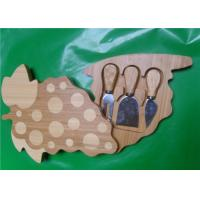 Quality Bamboo Knife Board Promotional Gift wholesale