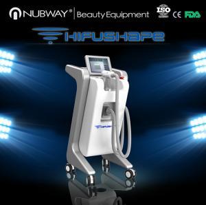 China Newest slimming technology HIFUSHAPE body slimming ultrasonic slimming machine on sale