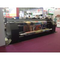 Quality Piezo Printer Sublimation Printing Machine For Advertising Banners / Flags wholesale