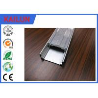 Quality Anodized Matte Treatment LED Aluminium Extrusion Profiles For LED Panel Light wholesale
