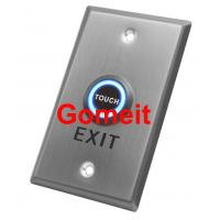 Quality Stainless Steel Door Exit Button Long Type Touchable wholesale