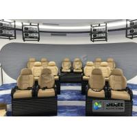Quality Deeply Immersion 5D Cinema System Widely Applying In Cinemas, Science Museums wholesale