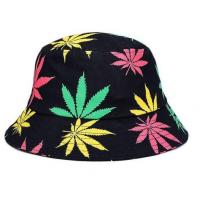 Cheap 100%cotton printed Bucket adult hat for sale