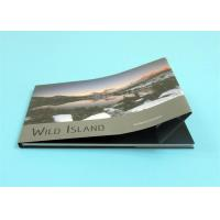 Quality Custom Hardcover Photo Books with A4 Landscape Size ,  Professional Hardcover Book wholesale