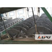 China High Performance Spiral Quartz Sand Washing Machine Screw Ore Washer 22kw on sale