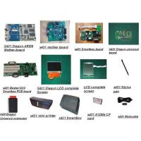 Quality Launch x431 spare parts (screen, shell, mother board, printer, smartbox, cf card) wholesale