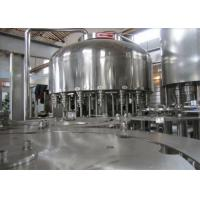China CE Approval Bottled Drinking Spring / Purified Drinking Water Production Line on sale