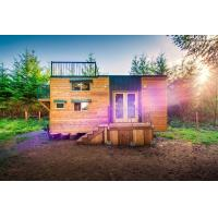 Cheap Fire Resistance Modular Tiny House Mini Modular Homes Max 60m/S for sale