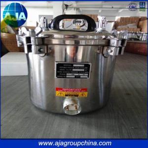 Quality 12L Portable Type Cheap Autoclave wholesale