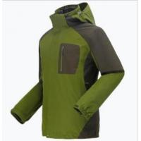Quality Plus size fashionable windproof mountaineering wear training ski jacket wholesale