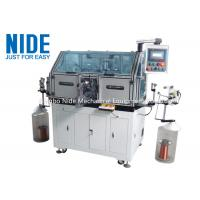 Buy cheap Seat Adjustment Motor Armature Winding Machine Automatic Single Working Station from wholesalers