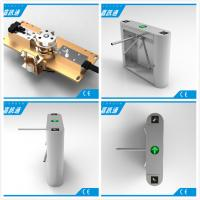 Buy cheap Stainless Steel Tripod Electronic Turnstile Gates for Supermarket from wholesalers