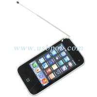 Quality 3.4 inch Quad Band Dual Card Dual Standby iPhone Style TV Phone i93GS with WIFI wholesale