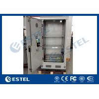 Quality Heat Insulation PEF Battery Storage Cabinet Outdoor Rack Enclosure 3 Shelves Cooling wholesale