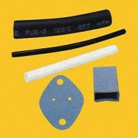 Silicon Insulators, Covers, Glass Fiber Sleeving and Heat Shrinkable Tubes for Wires and Cables