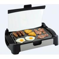 Quality 3 In 1 Reversible Table Grill / Electric BBQ Fry Pan wholesale