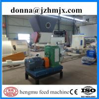 China Automatic good quality fully automatic 500kg/h wood pelleting line on sale