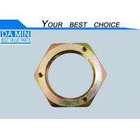 Quality Yellow Hexagon Hub Nut To Fasten Lock Up Rear Hub And Brake Drum 9098430622 wholesale