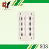 Quality SYB-46 White 270pts 90 x 52 x 8.5mm Solderless Breadboard Test Develop DIY wholesale