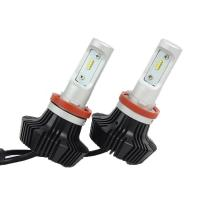 Quality Portable LED Lights12V/24V LED Headlight 36W4000LM Philips Lumiled ZES LED Chip wholesale