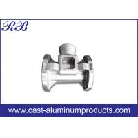 Quality Aluminum Alloy Machinery Parts Cast Aluminum Products Sand Casting Process wholesale