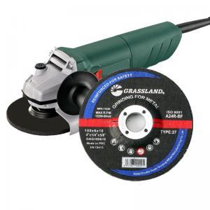 Quality 4.5 Inch Metal Cutting 24 Grit Masonry Grinding Wheel wholesale