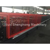 Quality Double Tile Corrugated Roll Forming Machine 0-15 m/min Working Speed wholesale