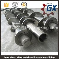 Quality single cable extruder screw barrel/silicone rubber cable extruder wholesale
