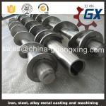 Quality single screw barrel for extruder PE PP PVC/ screw barrel for PP PE PVC/ PP PE PVC wholesale