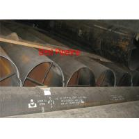 Buy cheap DIN 1615 1984 ST 37 LSAW Incoloy Pipe , Non Alloy Welded Steel Pipe Durable from wholesalers