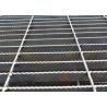 Buy cheap Q235 Carbon Steel Bar Grating , Galvanised Steel Grating Flooring ISO9001 from wholesalers