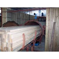 Quality Safety Chemical Wood Autoclave Machine For wood processing , High Pressure wholesale