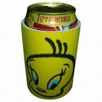 Quality Neoprene Stubby Cooler, Customized Logo Printings are Welcome wholesale
