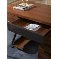 Cheap 2016 New Nordic Design Home Office Furniture by Modern reading table with Computer chest and Combined Book storage racks for sale