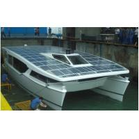 Quality Hot sale Flexible solar panel 100W~130w semi flexible solar panel for boat wholesale