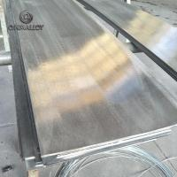Buy cheap Silvery Gray Nickel Chrome Wire Stable Resistivity Ni80cr20 Strip For Heating from wholesalers