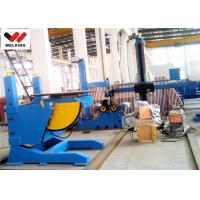 Lifting Height Adjustable Pipe Welding Rotary Positioner High Precision 300kg