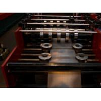 Cheap China High Quality Thickness 4mm C & Z Purlin Automated Changeable Roll Forming Machine  With 17 Forming Stations for sale