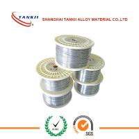 Quality Nicr Alloy Nichrome Wire NiCr80 / 20 Magnetic Alloy for Resistance Wire wholesale