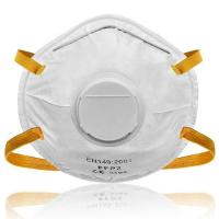 Buy cheap Disposable N95 / KN95 Face Mask For Toxic Particles Filtration from wholesalers