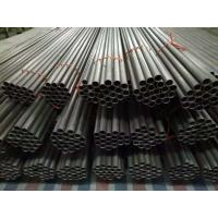 China large quantity Gr2Titanium tubes/pipes ASTM B 338 φ32*1.2*6000 Spot for sale on sale