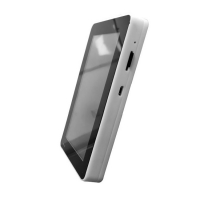 Quality Small Control Terminal Wall Mount Android Based 5 Inch POE No Button Touch Screen wholesale