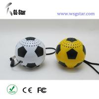 Quality Portable Football Blutooth speaker wholesale