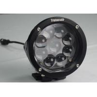 Quality 45W 12v Round Spot LED Driving Lights, Offroad Truck Mining 5.5 Inch LED Work Lights wholesale