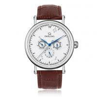 Quality Stainless Steel Back Multifunction Watch wholesale