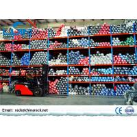 Quality Heavy Duty Selective Pallet Racking , ISO9001 / ISO14001 Industrial Storage Shelves wholesale