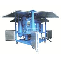 Quality Dust Proof Type Transformer Substation Used Insulating Oil Purifier 9000LPH wholesale